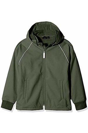 Name it Boys' NMMMALTA Jacket Grün Thyme