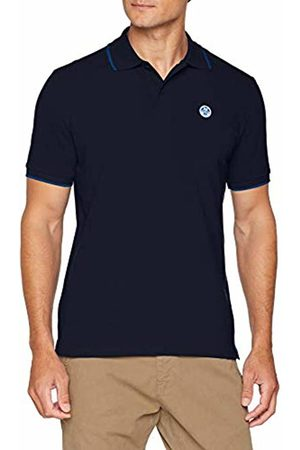 North Sails Men's 692131 Polo Shirt, (Navy 0802)