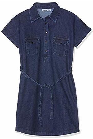 Mexx Girl's Dress, (Dark 194035)