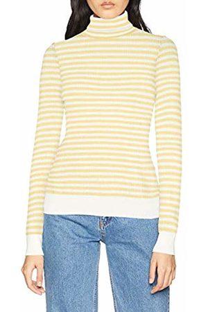 New Look Women's Stripe Roll Neck Jumper