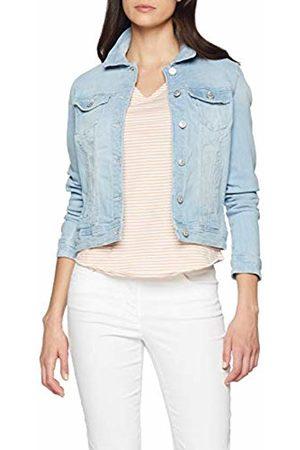 Esprit Women's 029CC1G026 Denim Jacket, ( Bleached 904)