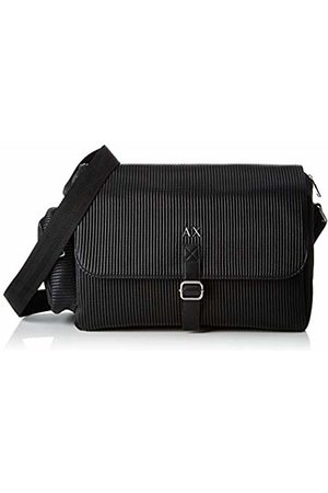 Armani Logo Messanger With Pocket Men's Messenger Bag