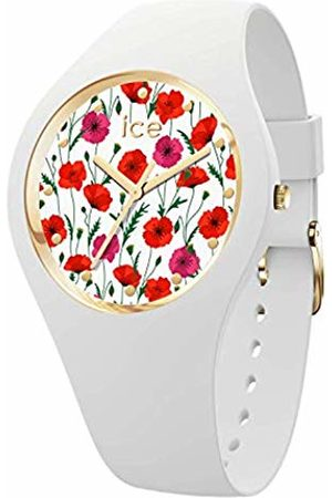 Ice-Watch Womens Analogue Quartz Watch with Silicone Strap 016657