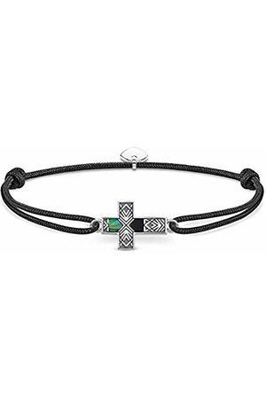 Thomas Sabo Unisex Silver Charm Bracelet - LS083-482-11-L22v