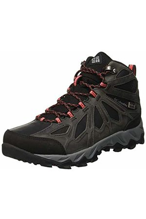 Columbia Women's Lincoln PassTM Mid LTR OutdryTM Hiking Shoes, ( camelhia)