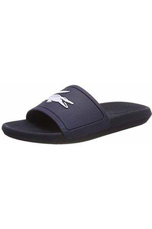 Lacoste Men's Croco Slide 119 1 CMA Open Toe Sandals