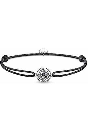 Thomas Sabo Unisex Silver Charm Bracelet - LS087-641-11-L22v
