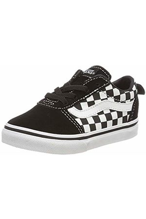 Vans Baby Ward Slip-ON Canvas Trainers, (Checkers) /True PVC