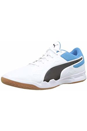Puma Unisex Adults' Tenaz Multisport Indoor Shoes, -Bleu Azur-Gum