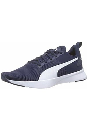 Puma Unisex Adults' Flyer Runner Competition Running Shoes, (Peacoat )