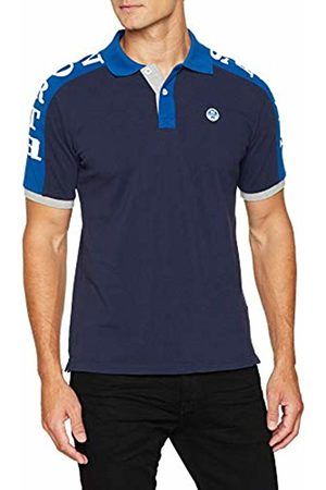North Sails Men's 692208 Polo Shirt, (Navy 0802)