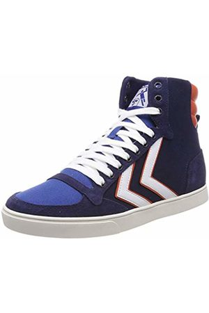 Hummel Unisex Adults' Slimmer Stadil High Hi-Top Trainers