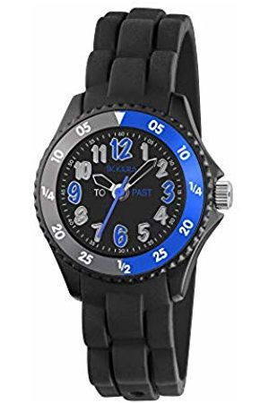 Tikkers Boys Analogue Quartz Watch with Silicone Strap TK0116