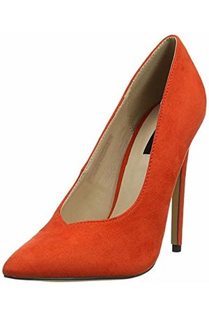 Lost Ink Women's Chase Closed Toe Heels, ( 0055)