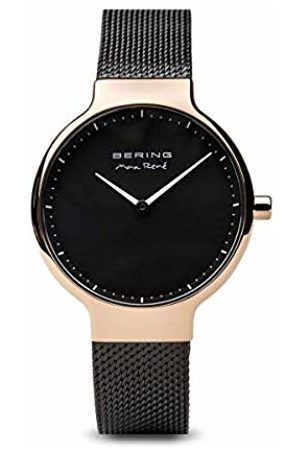 Bering Women Watches - Womens Analogue Quartz Watch with Stainless Steel Strap 15531-262