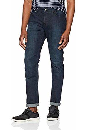 HUGO BOSS Men's Delaware Bc-l-c Straight Jeans, (Dark 402)