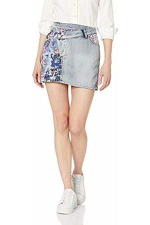 Desigual Women's FAL_Roses Skirt