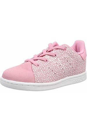adidas Unisex Kids' Stan Smith El I Fitness Shoes