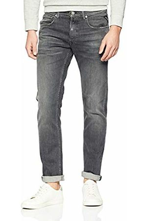 Replay Men's Grover Straight Jeans, (Medium 9)