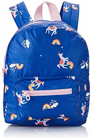 Joules Girls' Adventure Backpack ( Unicorn Clouds)