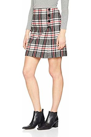 Taifun Women's Rock Gewebe Kurz Skirt