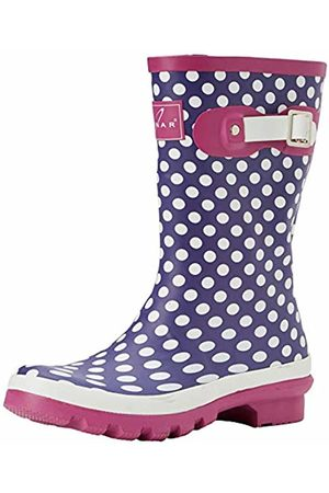 Lunar Women's Dotty Wellington Boots 0