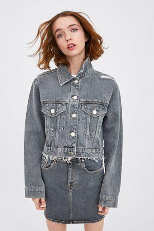Zara Authentic denim jacket
