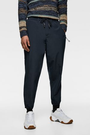 Zara Technical jogging trousers