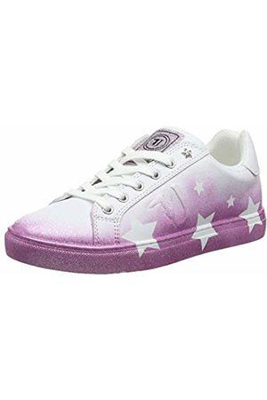 7fa36e8a7479 SALE. Trussardi Jeans Women's Sneakers Gymnastics Shoes, ( Rif.Lard.607 Tc  P100)