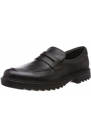 Clarks Boys' Asher Stride Mocassins, Leather