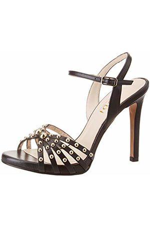 Lodi Women's Yuntero Ankle Strap Sandals, Miko Negro
