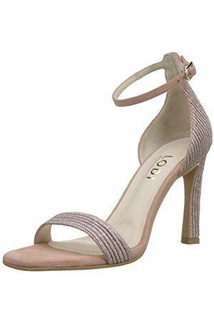 Lodi Women's Zoco-te Ankle Strap Sandals, Plise Rubor