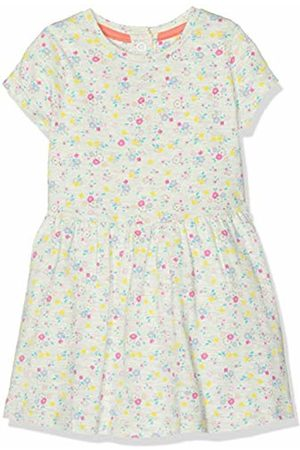 Mothercare Girl's Floral Dress ( Marl 188)