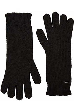 HUGO BOSS Women's Gamaru Gloves, ( 001)