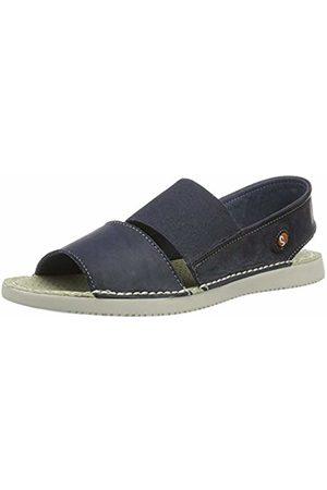 softinos Women's Tai383Sof Open Toe Sandals
