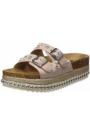 Xti Women's 48770 Open Toe Sandals, Nude