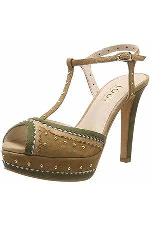 Lodi Women's Tineo Platform Sandals, Ante Army