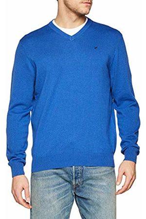 Daniel Hechter Men's V Neck Pullover Jumper, ( 660)