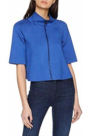 Taifun Women's 330049-17142 Suit Jacket, (True 80021)