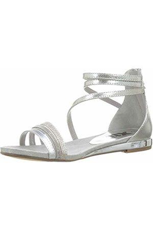 Xti Women's 48988 Open Toe Sandals, Hielo