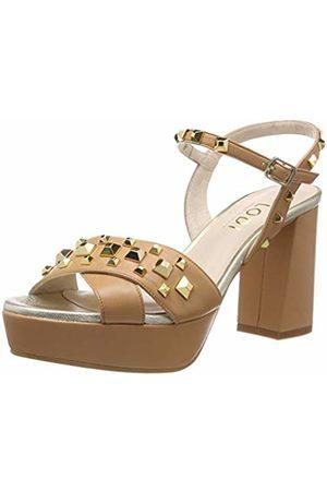 Lodi Women's Hita Platform Sandals, Glove Camel