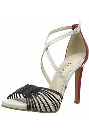 Lodi Women's Yujaima Open Toe Sandals, Miko Negro