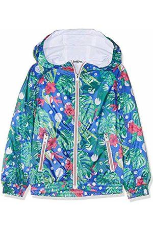 MEK Girl's Giubbino Fantasia Con Cappuccio Coat