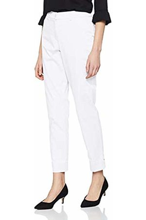 Brax Women's Maron Cotton Shine Leichte Chino Uni Verkürzt Trouser, ( 99)