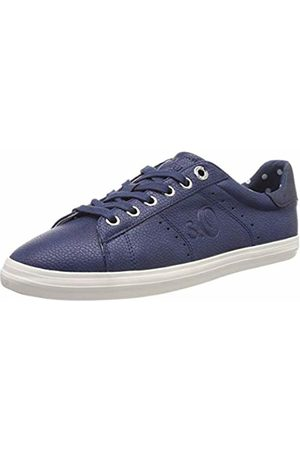 s.Oliver Women's 5-5-23638-22 805 Low-Top Sneakers