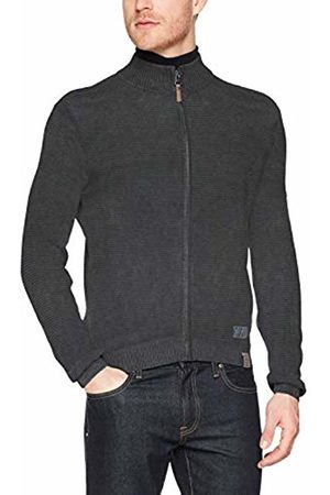 Camel Active Men's Stand Up Jacket GMD Cardigan