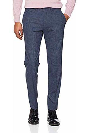 s.Oliver Men's 02.899.73.5404 Suit Trousers, ( Melange 55w3)