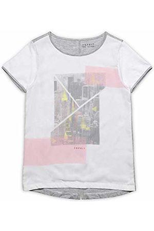 Esprit Kids Girl's T-Shirt Ss City (Heather 223)