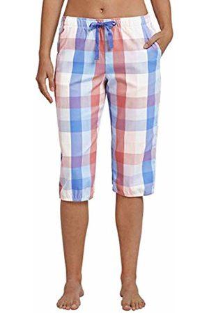 Schiesser Women's Mix & Relax Webhose 3/4 Lang Pyjama Bottoms