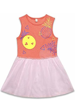 Esprit Kids Girl's Knit Dress Ss (Coral 323)